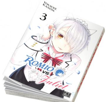 Romio vs Juliet Romio vs Juliet T03