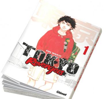 Tokyo Revengers Tokyo Revengers T01