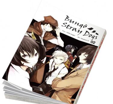 Bungô Stray Dogs Bungô Stray Dogs T02