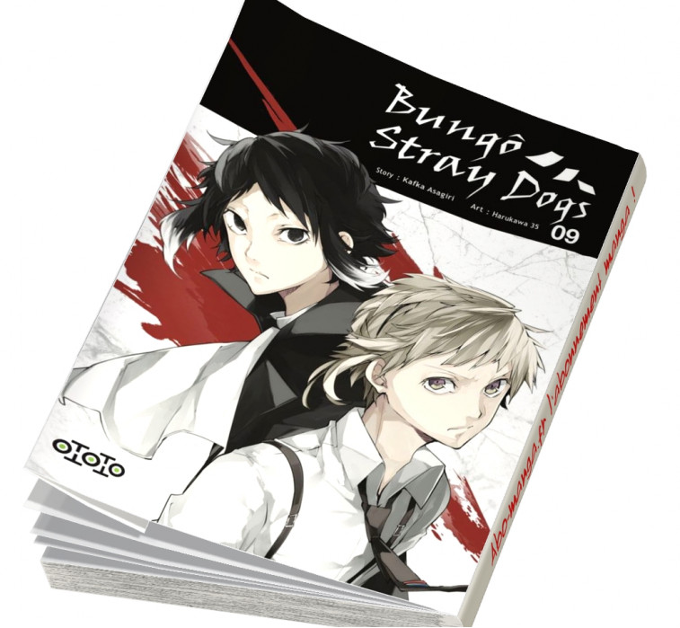 Abonnement Bungô Stray Dogs tome 9