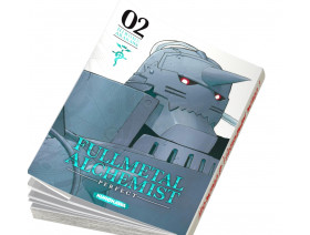 Fullmetal alchemist Perfect Edition