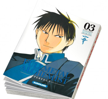 Fullmetal Alchemist Perfect Edition T03