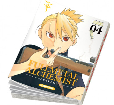Fullmetal alchemist Perfect Edition Fullmetal Alchemist Perfect Edition T04