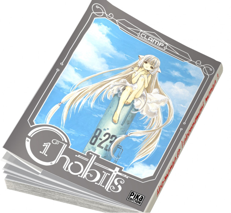Chobits Edition 2020 T01