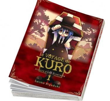 Le Voyage de Kuro Le Voyage de Kuro T01