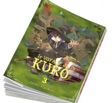 Le Voyage de Kuro Le Voyage de Kuro T03