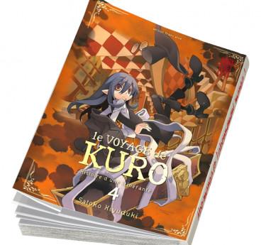 Le Voyage de Kuro Le Voyage de Kuro T04