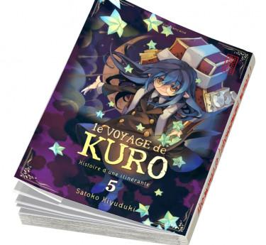 Le Voyage de Kuro Le Voyage de Kuro T05
