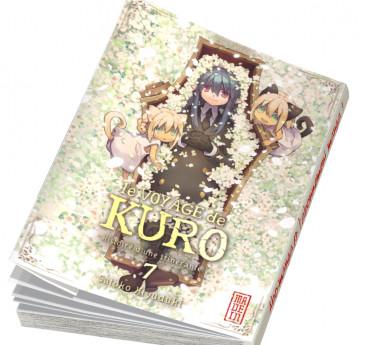 Le Voyage de Kuro Le Voyage de Kuro T07