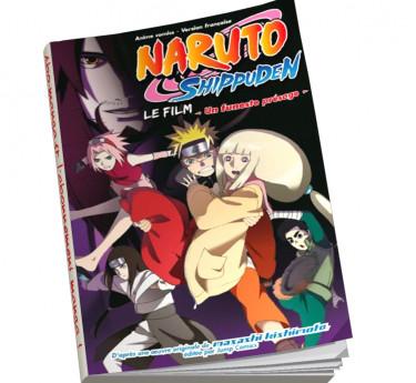 Naruto Shippuden - Anime Comics Naruto Shippuden - Un funeste présage - T01