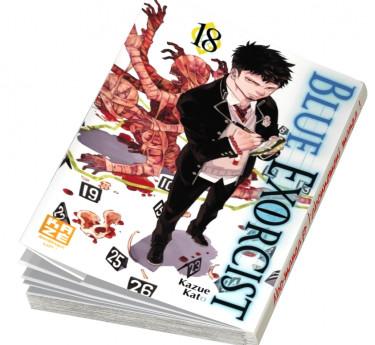 Blue Exorcist Blue Exorcist T18