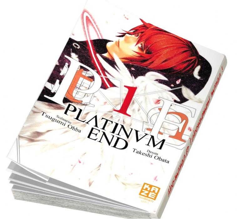Platinum End T01