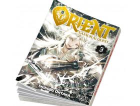 Orient - Samurai Quest