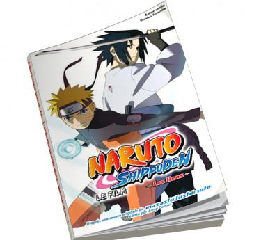 Naruto Shippuden - Anime Comics Naruto Shippuden - Les liens - T02