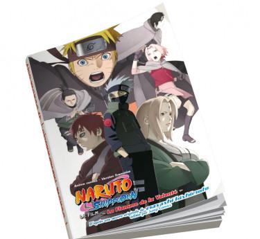 Naruto Shippuden - Anime Comics Naruto Shippuden - La Flamme de la Volonté