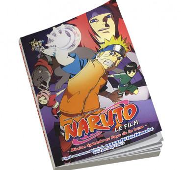 Naruto Shippuden - Anime Comics Naruto Shippuden - Mission Spéciale au Pays de la Lune