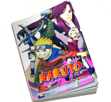 Naruto Shippuden - Anime Comics Naruto Shippuden - Naruto et la Princesse des Neiges