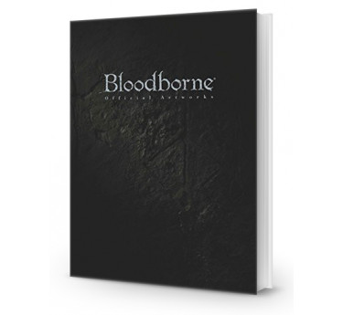 Artbook BLOODBORNE - ARTBOOK OFFICIEL
