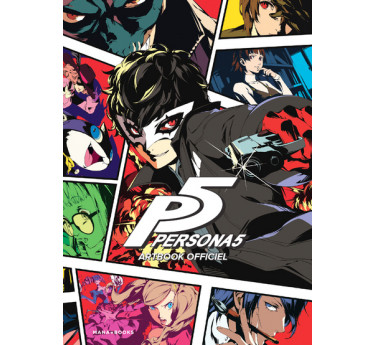 Artbook PERSONA 5 - ARTBOOK OFFICIEL