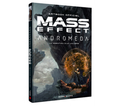 Artbook Artbook Mass Effect Andromeda : la Création d'un univers