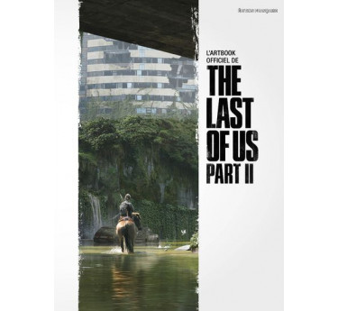 Artbook THE LAST OF US 2 - L'ARTBOOK OFFICIEL