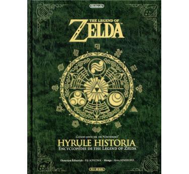 Artbook Artbook Zelda Hyrule historia