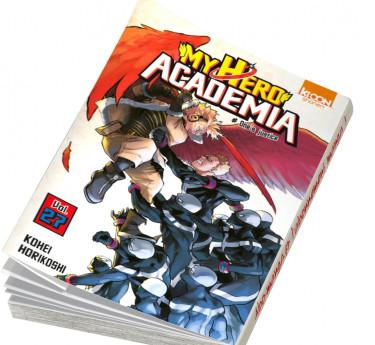 My Hero Academia My Hero Academia T27