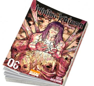 Jujutsu Kaisen Jujutsu Kaisen T06