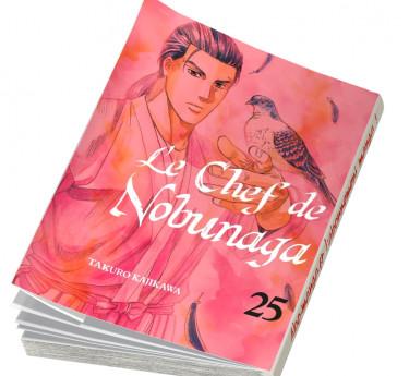 Le Chef de Nobunaga Le Chef de Nobunaga T25
