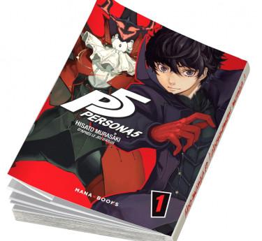 Persona 5 Persona 5 T01