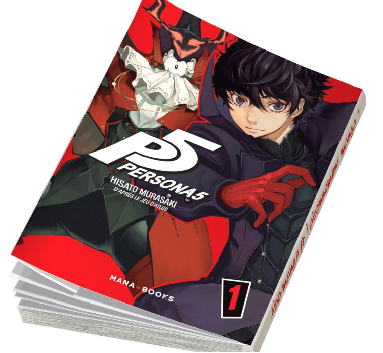 Abonnement Persona 5 tome 1