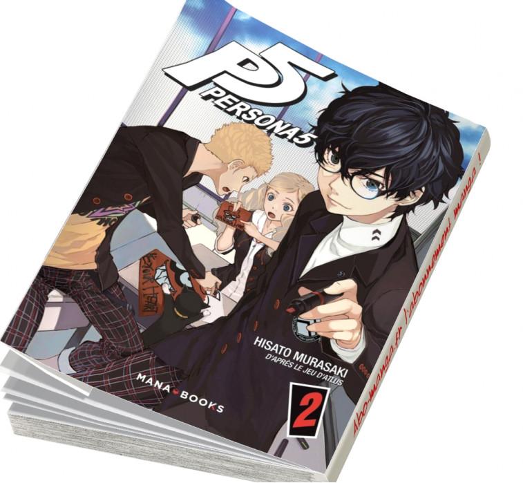 Abonnement Persona 5 tome 2
