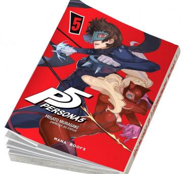 Persona 5 Persona 5 T05