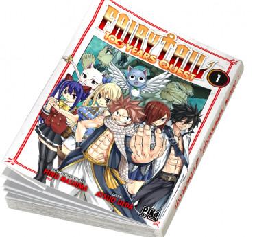 Fairy Tail - 100 Years Quest Fairy Tail - 100 Years Quest T01