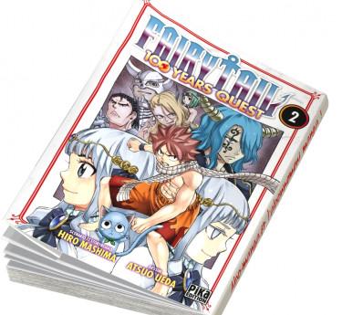 Fairy Tail - 100 Years Quest Fairy Tail - 100 Years Quest T02