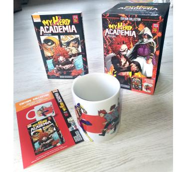 My Hero Academia My Hero Academia T16 mug Collector