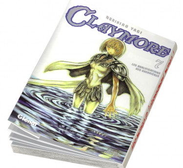 Claymore Claymore T07