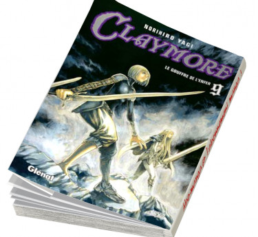 Claymore Claymore T09