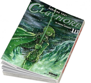 Claymore Claymore T10
