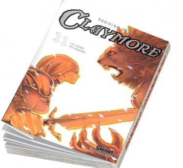 Claymore Claymore T11