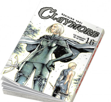 Claymore Claymore T16