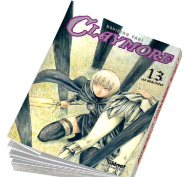 Claymore Claymore T13