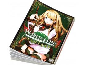 World's End Harem Fantasy