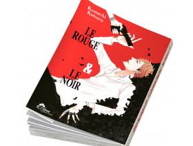 Le rouge et le noir (Katsura Komachi)