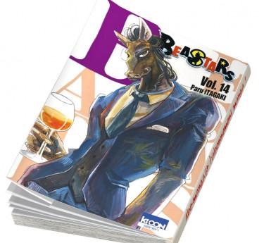BEASTARS Manga Beastars T14