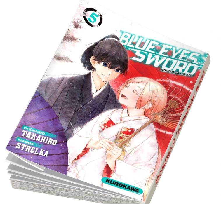 Blue Eyes Sword T05