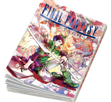 Final Fantasy - Lost Stranger Final Fantasy - Lost Stranger T05
