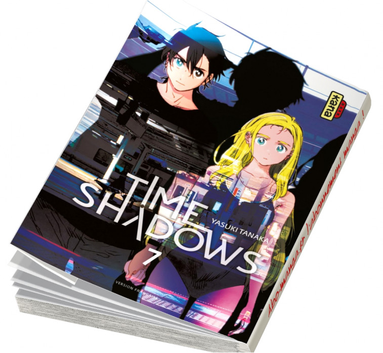 Abonnement Time Shadows tome 7