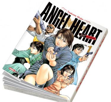 Angel Heart - 1st Season Angel Heart - 1st Season T01