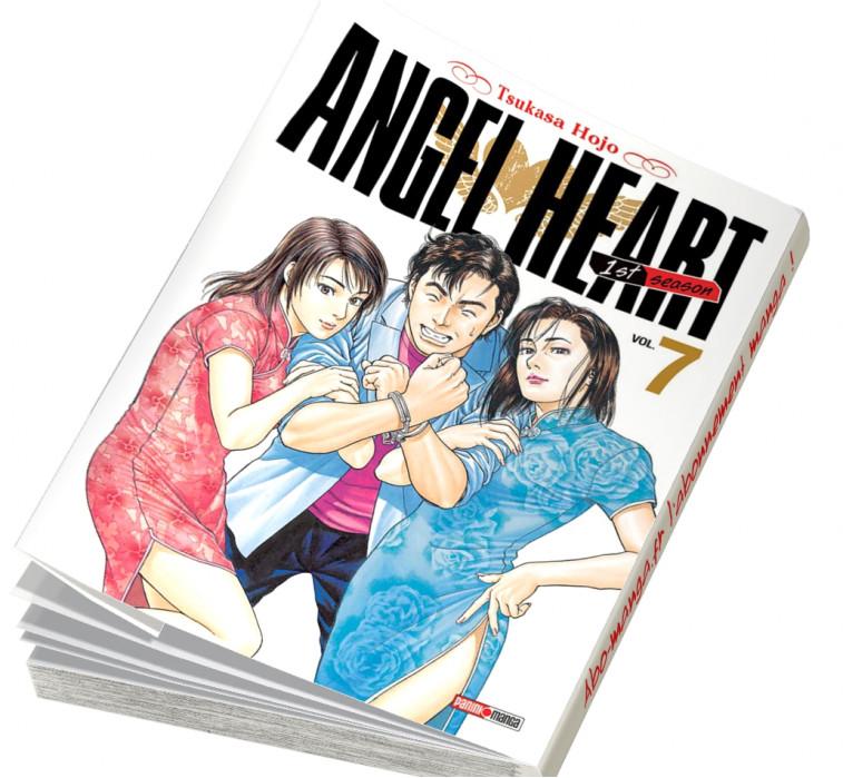Abonnement Angel Heart - 1st Season tome 7